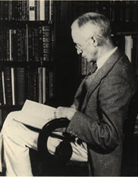 Dr. Cushing and his books