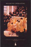 Billroth Operating Poster