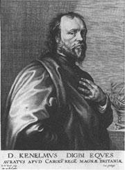 Sir Kenelm Digby, F. R. S. An Annotated Bibliography