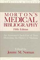 Morton's Medical Bibliography