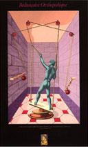 Balançoire Orthopédique (Orthopedic Seesaw) Poster